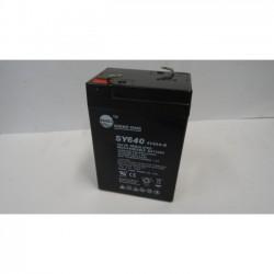 Batterij 6V4AH-B