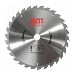 Hardmetaal Zaagblad 254 mm 40-tands 30mm as 3.2mm