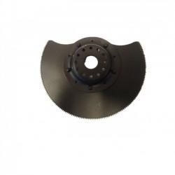 102909 Half round cutting blade