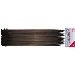 T-Rap kabelbinder 4.5x350 mm zwart 50-delig