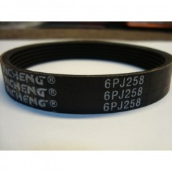 126113 Belt 6PJ258 Multiriem