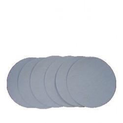 320753 schuurpapier set a 6 stuks rond 63mm K240