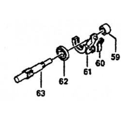 471015 Selector Sleeve HDM1030