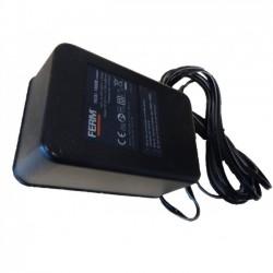 300783 Charger adaptor 18V 22V 450mA 17W 5mm plug 3-5 h CDM1090