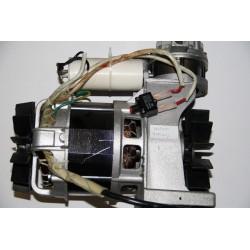 Compressor motor