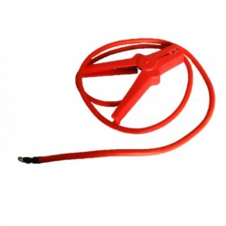 400238 Clamp (+) (red)