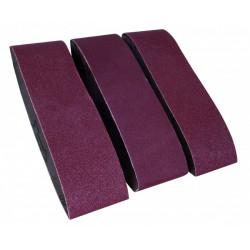 Schuurbanden, 75x533 mm, set 4 st.
