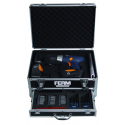 Accuboor 14.4V toolbox