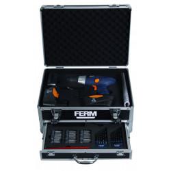 Accuboor 14.4V toolbox