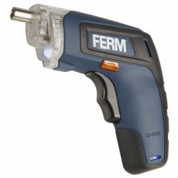 CDM1132 Cordless Li-Ion screwdriver 3.6V - 1.3Ah
